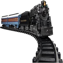 Battery-Powered Train
