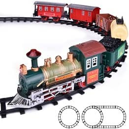Classic Electric Train Toy