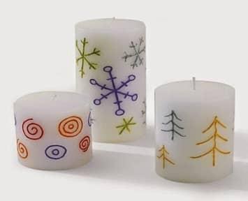 Customized Candles Mumbai Pune