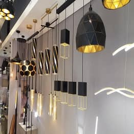 Decorative Lighting for Store