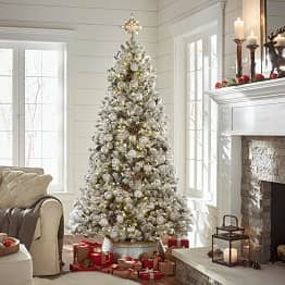 Home Accent Holiday Trees