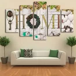 Modern Home Wall Decor