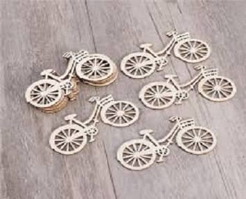 Wooden Bicycle Wood Craft