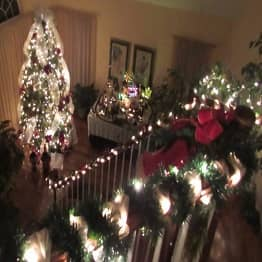 home accent holiday lights