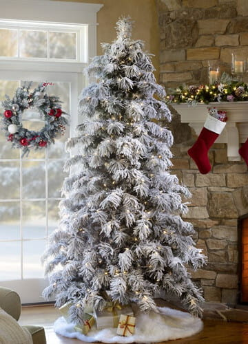 Christmas tree for decoration