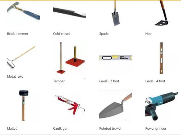 Fire pit tools 1