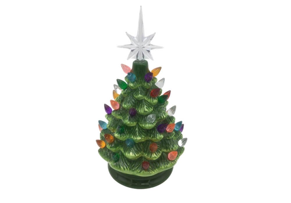 Ceramic Christmas Tree CA17-0149
