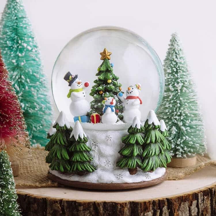 Christmas Snow Globe for Holiday