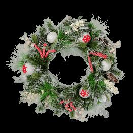 Christmas Wreath & Garland