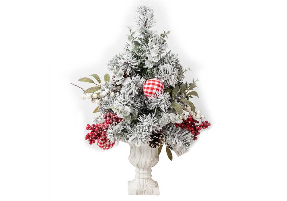 Decorative Christmas Urn Filler CAX0285
