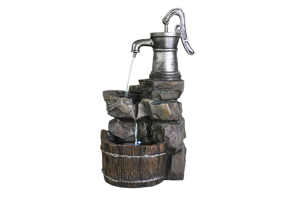 Fashion Water Fountain for Garden CA19-0502