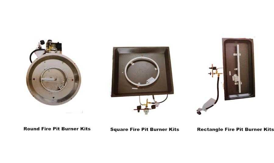 Fire Pit Burner Kits