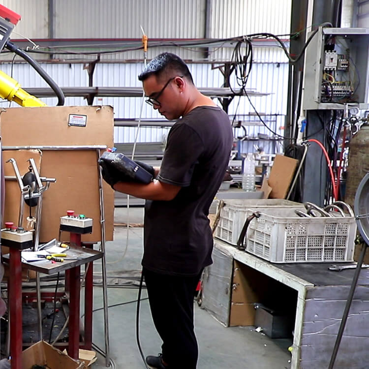 Fire Pit Burner Manufacturing 2