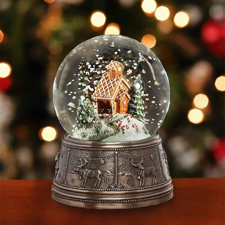 House Snow Globe for Gift