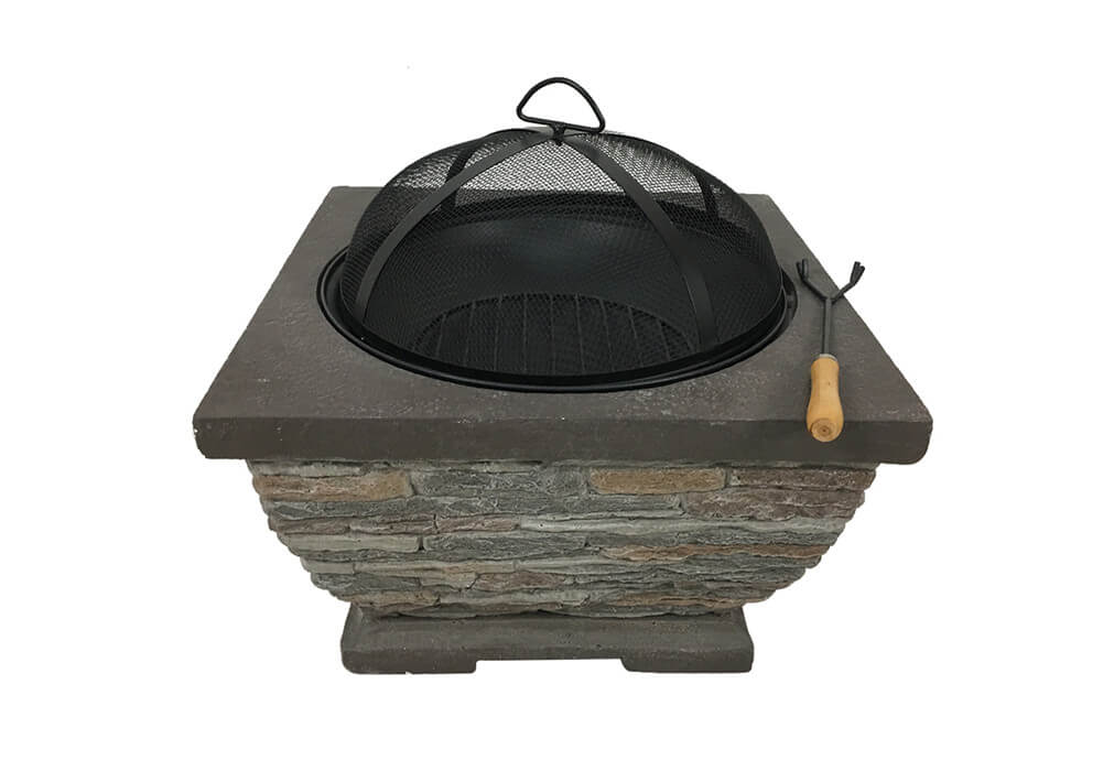 Wood Burning Fire Pit CABZ1801-18