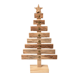 Artificial Driftwood Christmas Tree