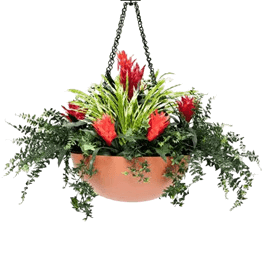 Artificial Hanging Basket Flowers