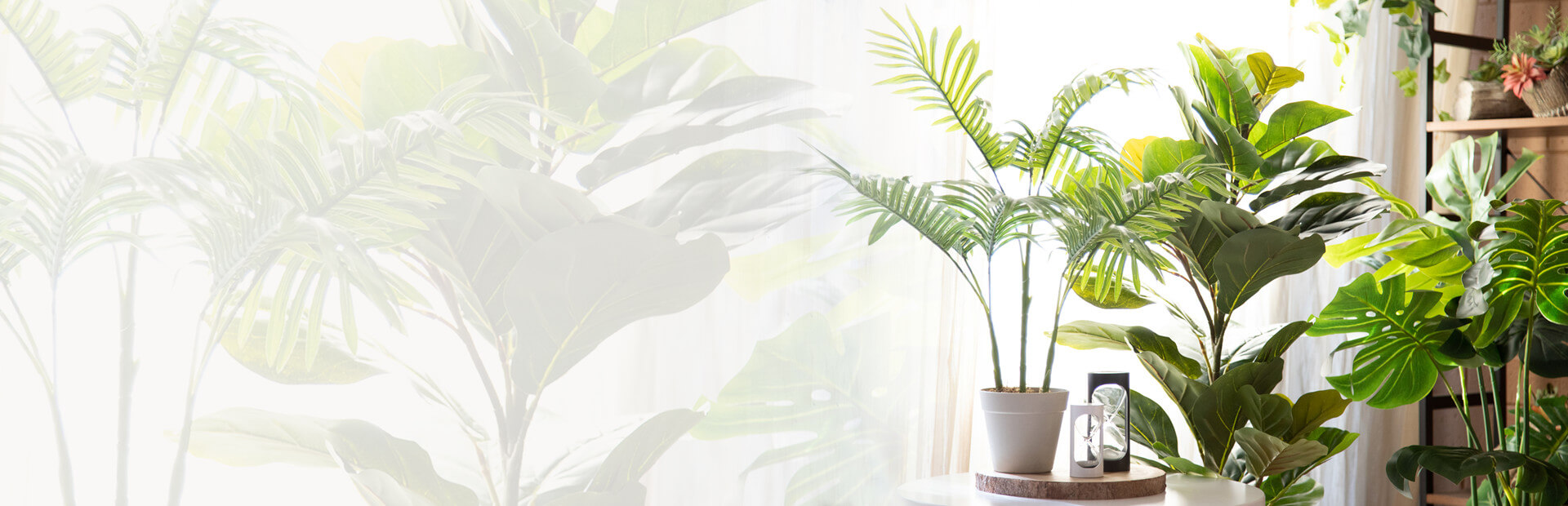 Artificial Trees Banner