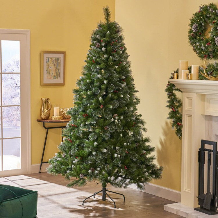 Classic Green Artificial Christmas Tree
