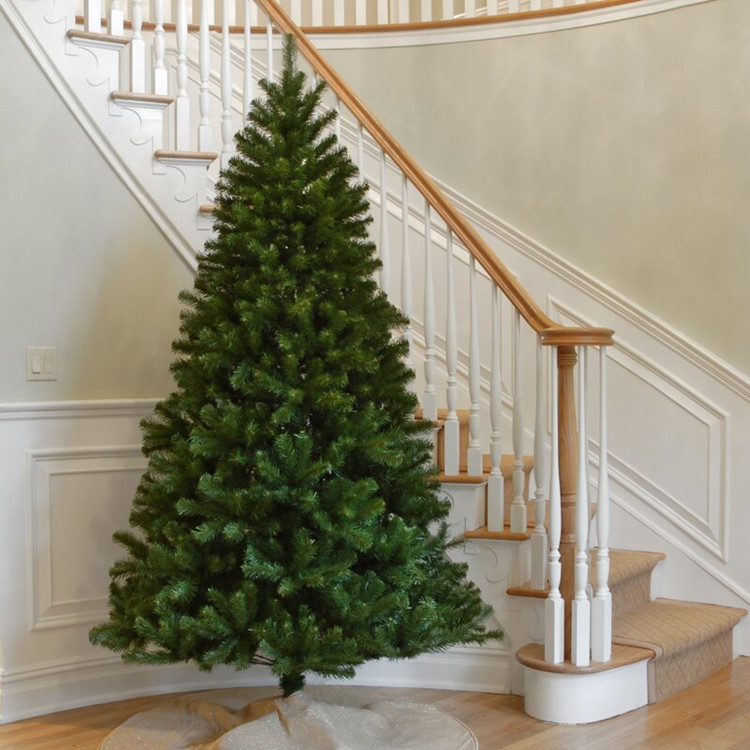 Large Artificial Christmas Trees for Home