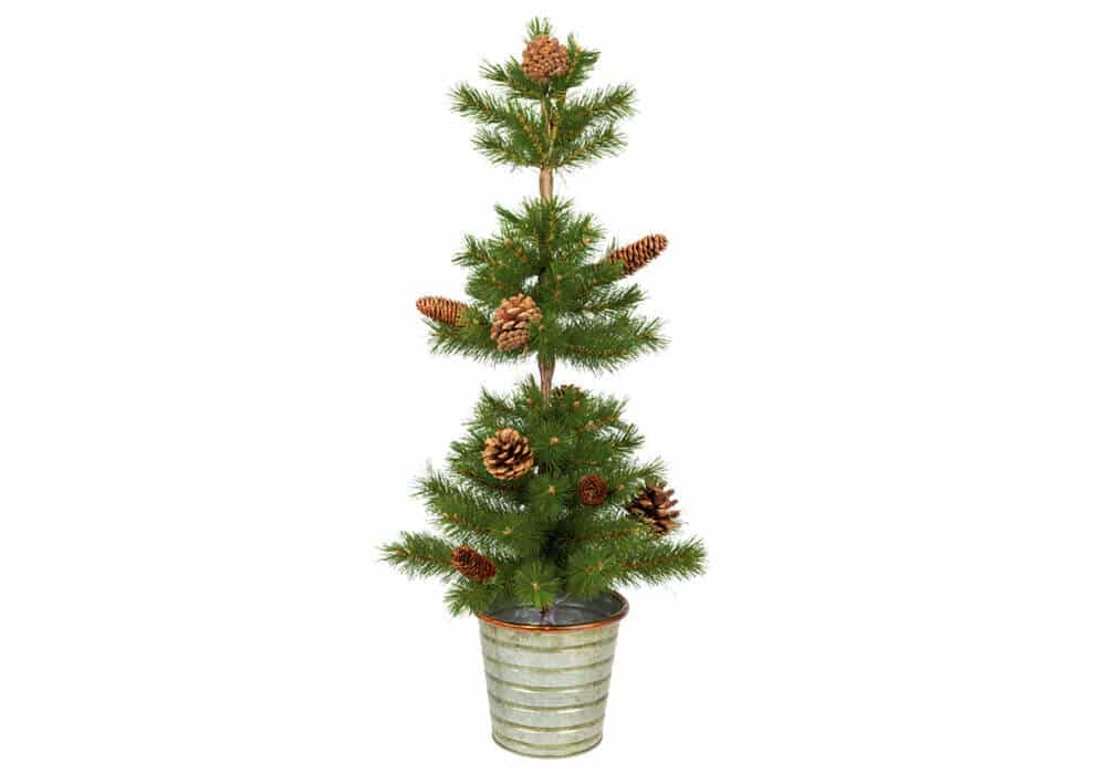 Potted Christmas Tree CA18YHV2081