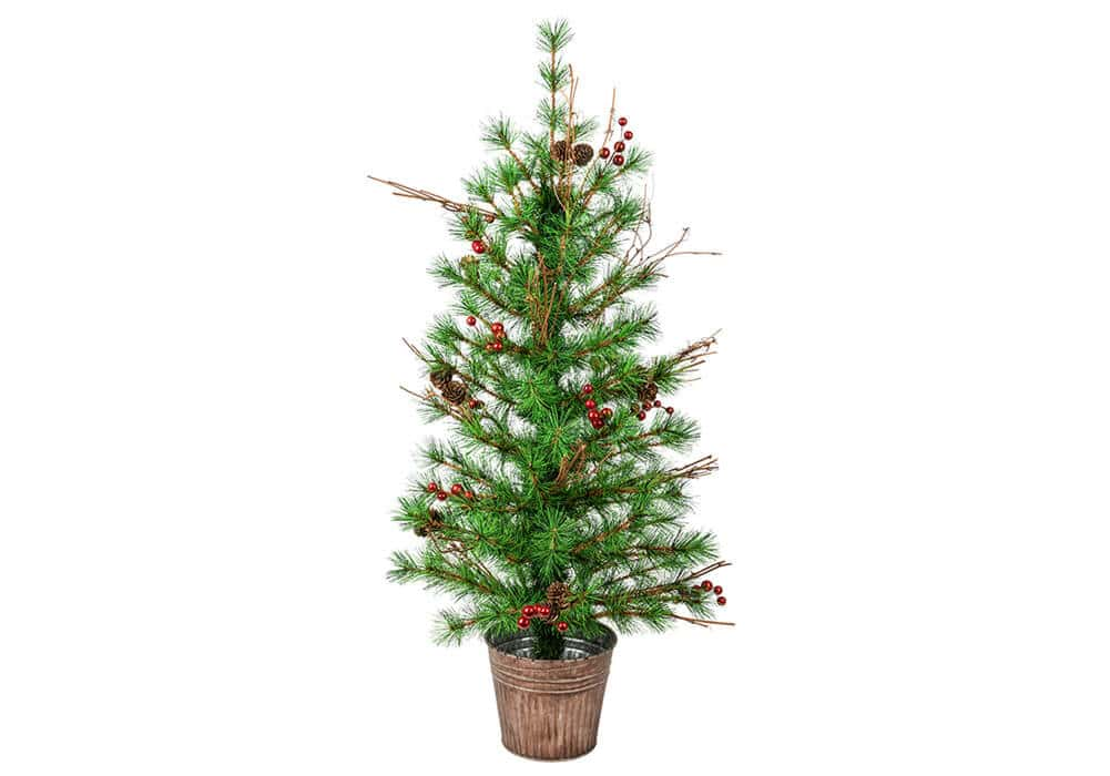 Potted Christmas Tree CA19YHV1255