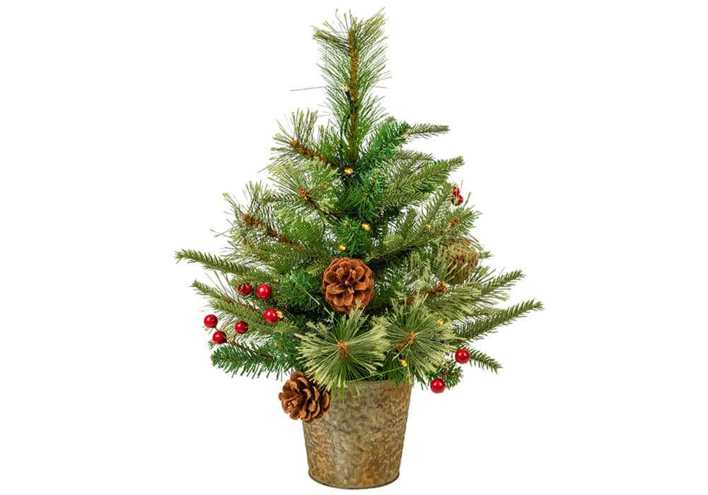 Potted Christmas Tree CA20YHV6072
