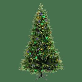 Pre-Lit Christmas Tree Image
