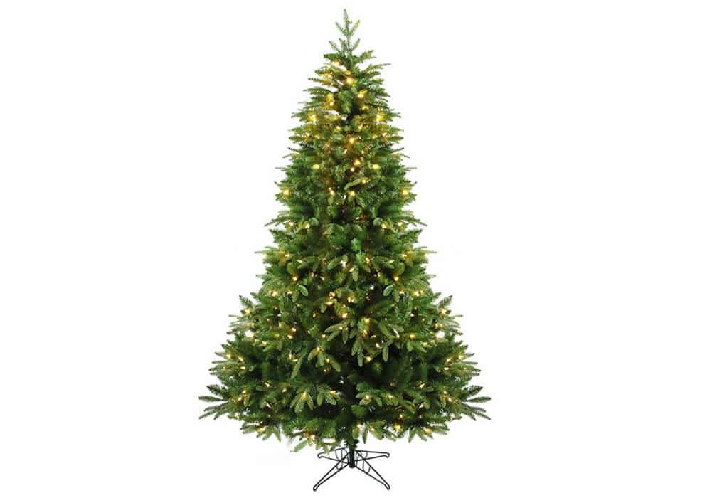 Full Christmas Tree with Light