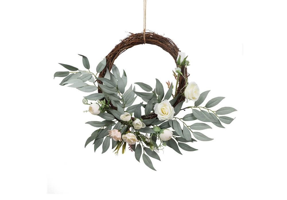 Silk Wreaths CATMZ20003
