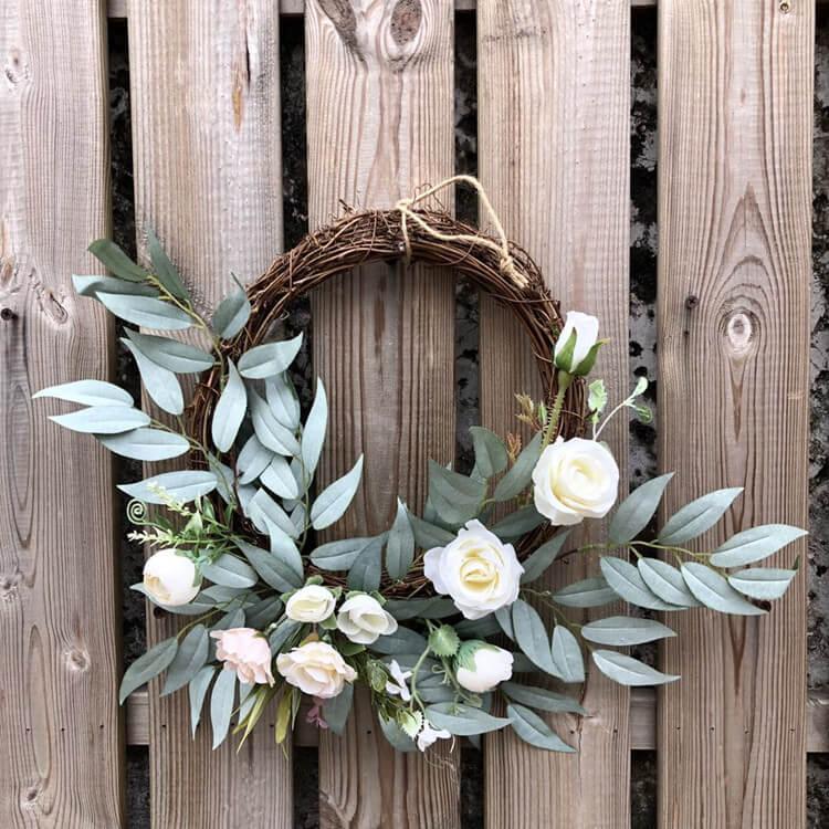 Spring Wreaths for Door