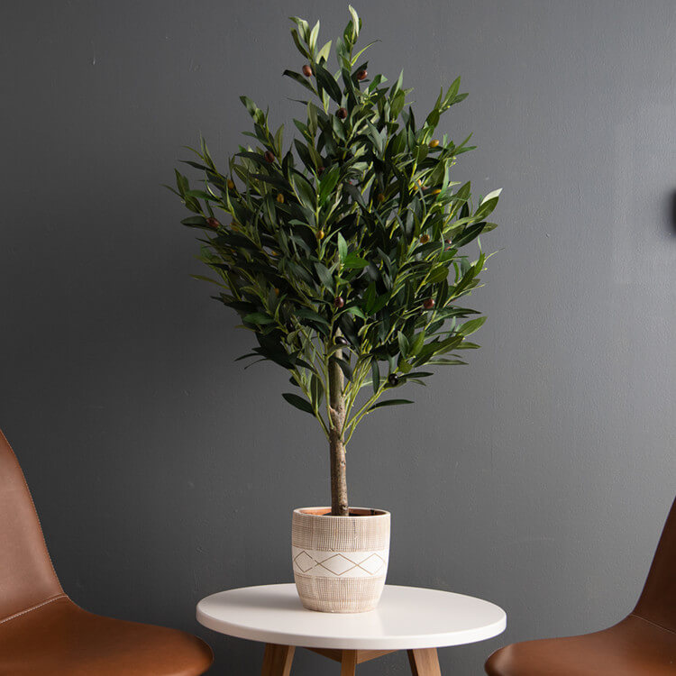 Tabletop Artificial Trees for Decor