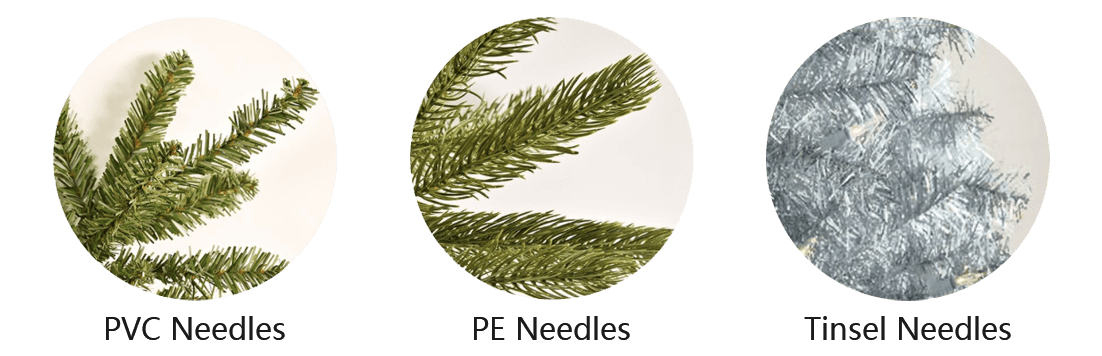 Christmas Tree Needle Types