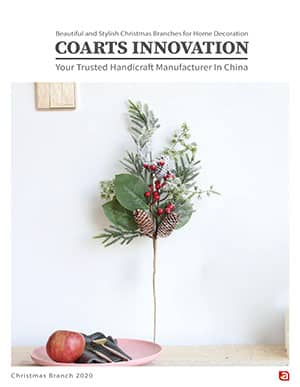 Co Arts Christmas Branch Catalog Cover