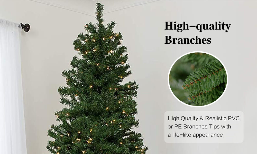 high-quality branches