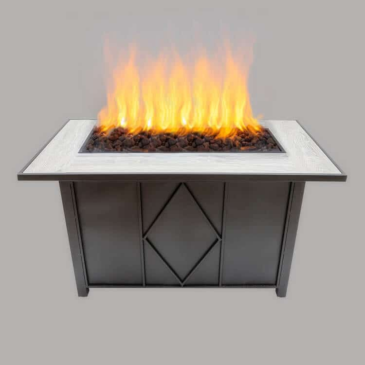 Co-Arts Fire Table