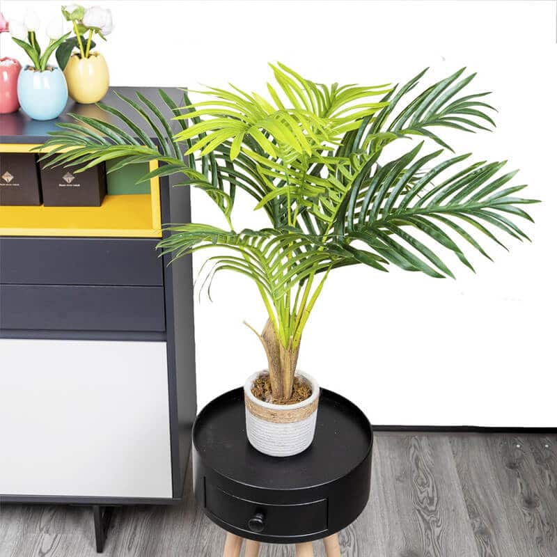 Artificial Date Palm Plants With Pot