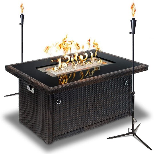 Figure 14 Outdoor Living Propane Fire Table