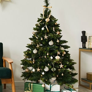 artificial christmas trees category