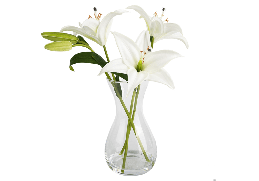Artificial Lily Flower CABHG20008