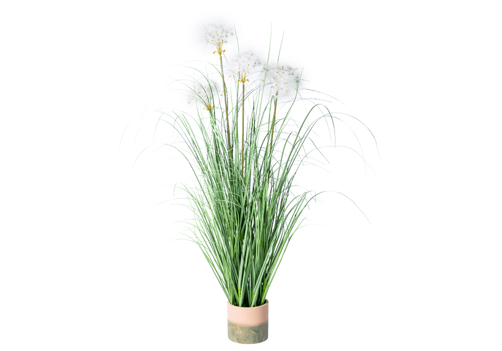 Faux Pampas Grass CA-20YLB-7944