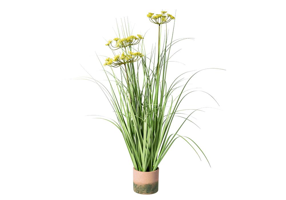 Faux Pampas Grass CA-20YLB-7946