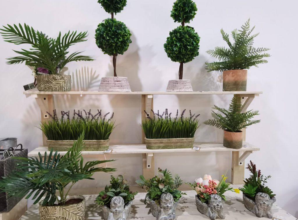 artificial plants of co-arts