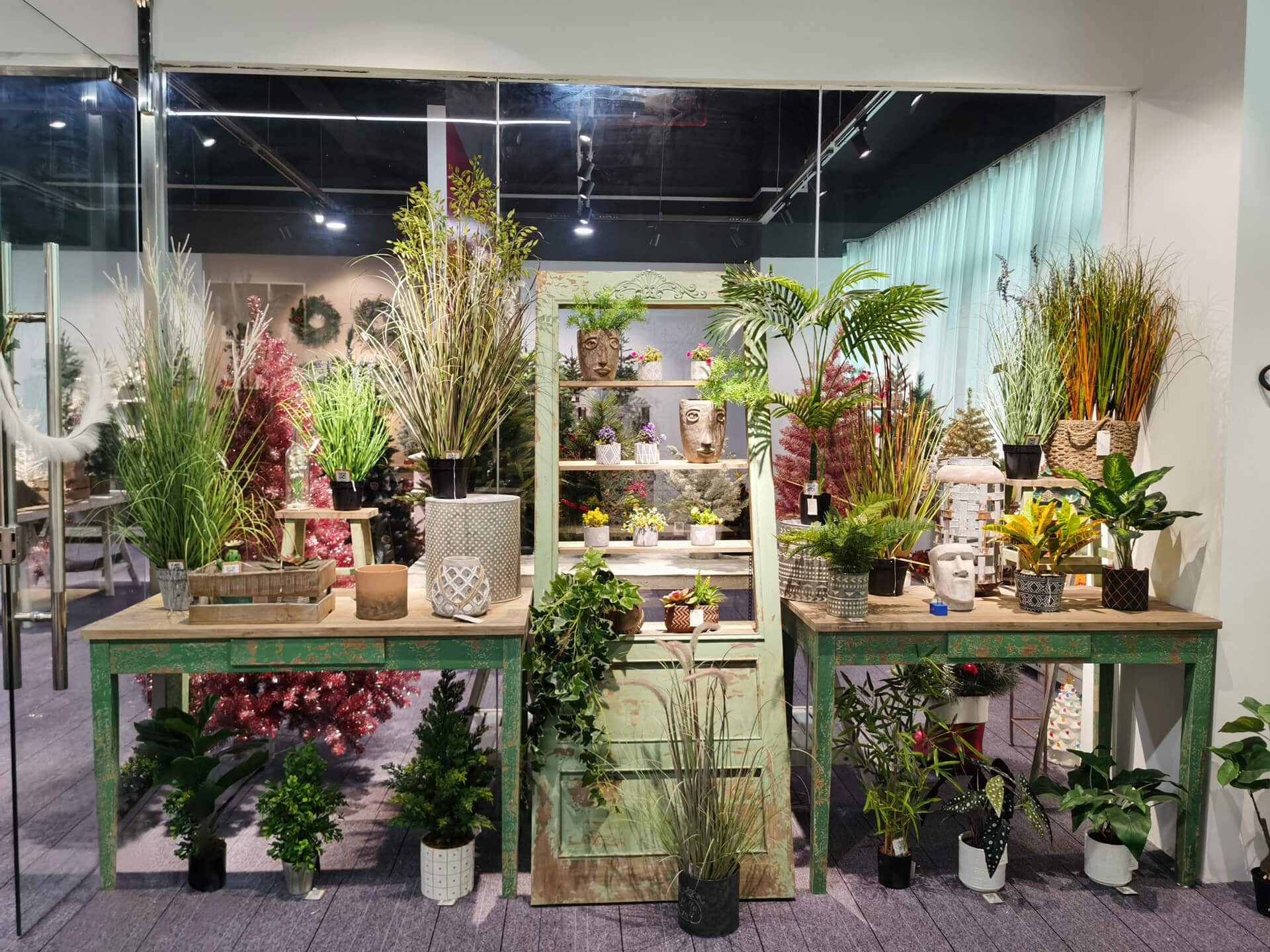 Co-Arts Innovation Artificial Plant Manufacturer in China