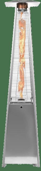 Fig. 1 Pyramid Style Patio Heater