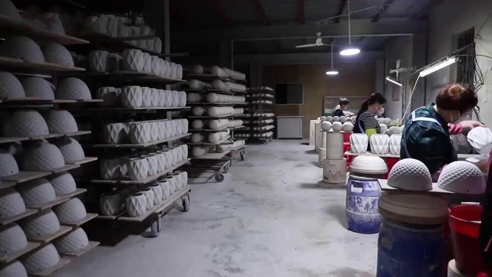 Clay Pots Factory