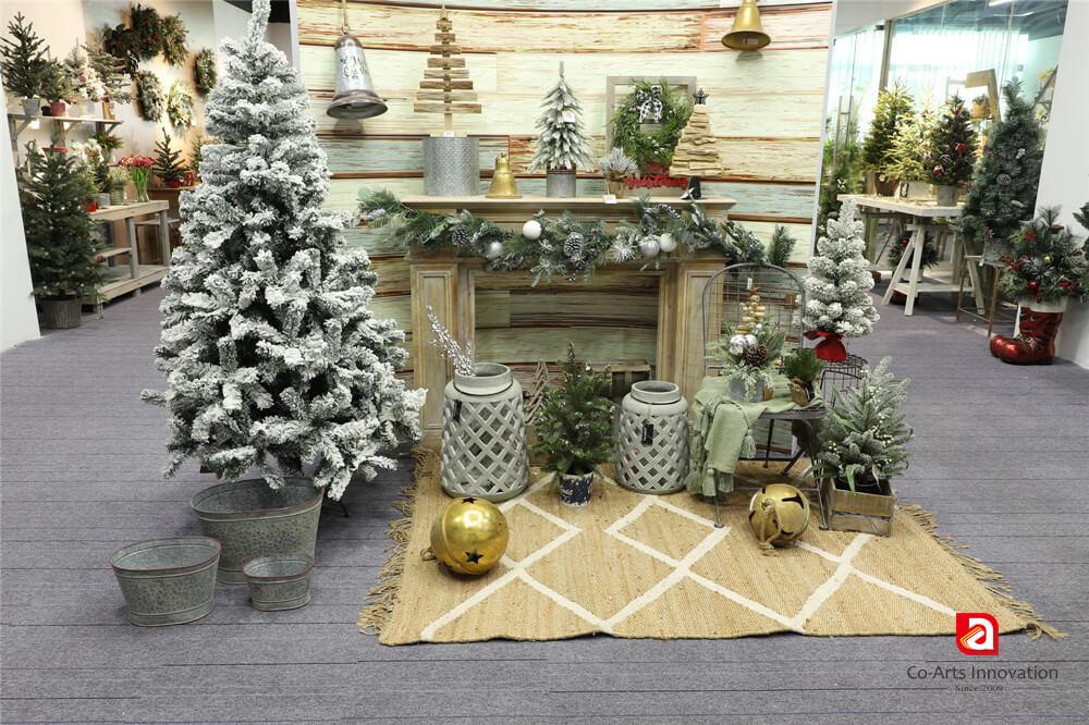 Co-Arts Artificial Christmas Tree Showroom