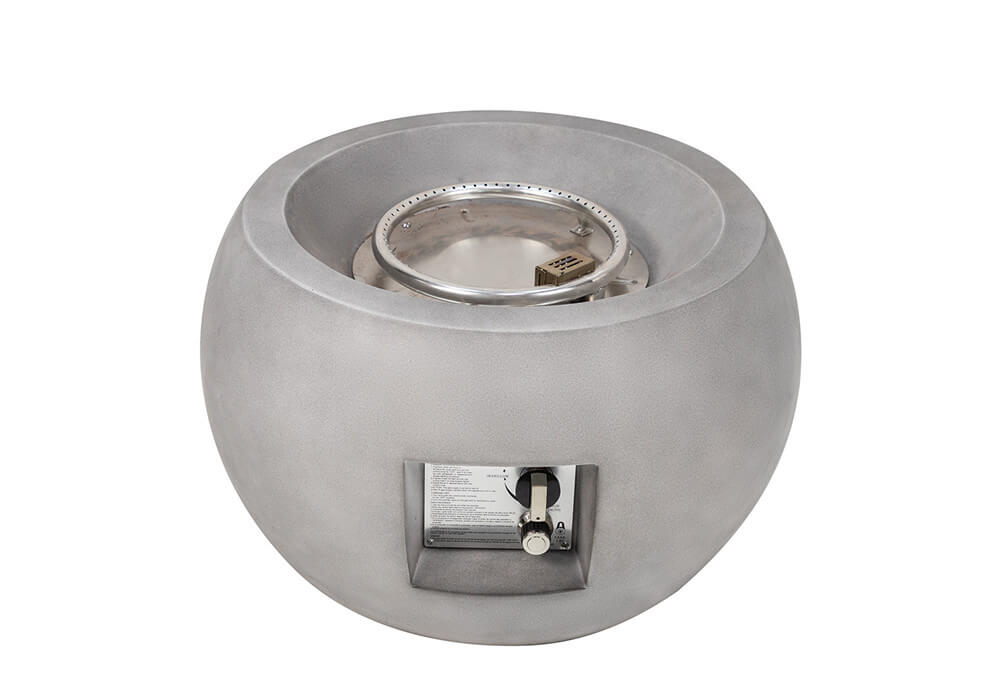 Round MgO Fire Pit CAGF2403-20