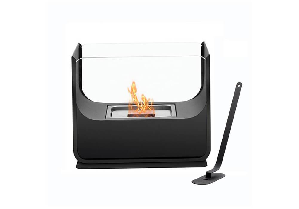 freestanding tabletop ethanol fireplace CA-EF1002