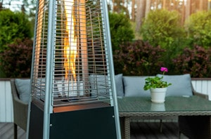 patio heater for outdoor pic